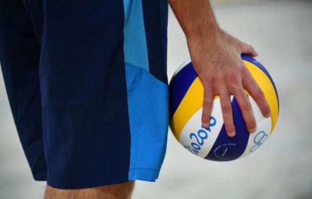 Euro U20 de beachvolley: Louis Laenen et Thibaut Goset gagnent leur match d'ouverture
