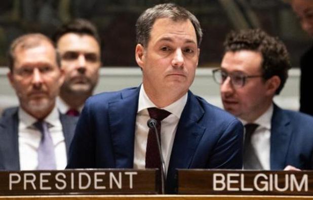 België en Duitsland vragen Veiligheidsraad om snel staakt-het-vuren in Idlib