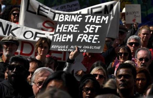 Australië laat zieke vluchtelingen niet meer overbrengen naar vasteland voor verzorging