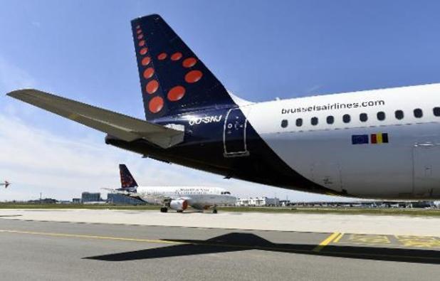 Brussels Airlines hoopt meeste terugbetalingen tegen eind oktober te hebben uitgevoerd