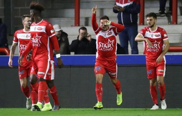 Jupiler Pro League - Mouscron renverse l'Antwerp et retrouve le chemin de la victoire