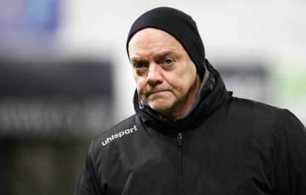 Jupiler Pro League - Waasland-Beveren se sépare de Dirk Geeraerd
