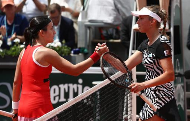 WTA Adélaïde: Elise Mertens contre Anastasija Sevastova au 2e tour