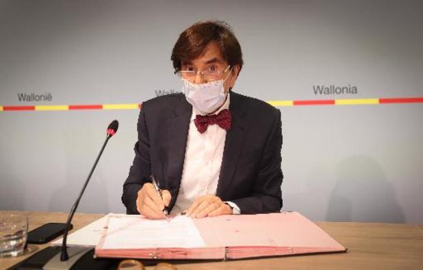 Elio Di Rupo favorable à la vaccination des 12-17 ans