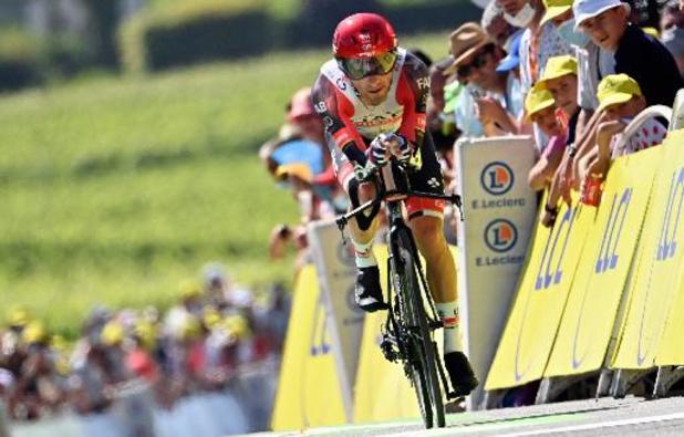 Majka s'adjuge en solitaire la 15e étape du Tour d'Espagne, Odd Christian Eiking reste en rouge