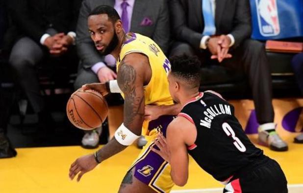 La NBA officialise la reprise de la saison au 30 juillet