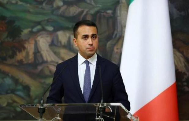 """Rome demande à Moscou """"une enquête approfondie""""sur l'empoisonnement de Navalny"""