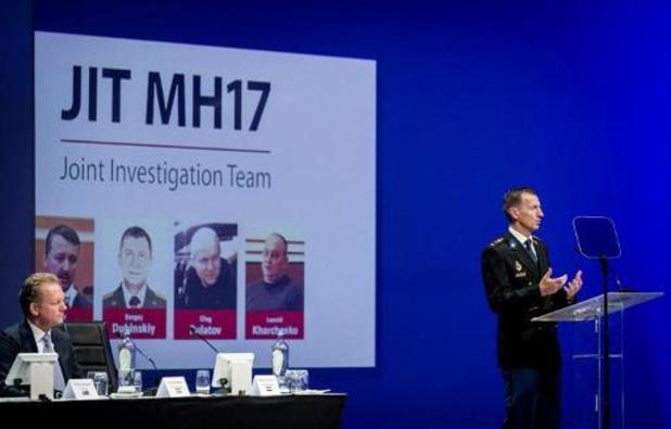 Le contenu de conversations entre les suspects du crash aérien en Ukraine et des responsables russes dévoilé