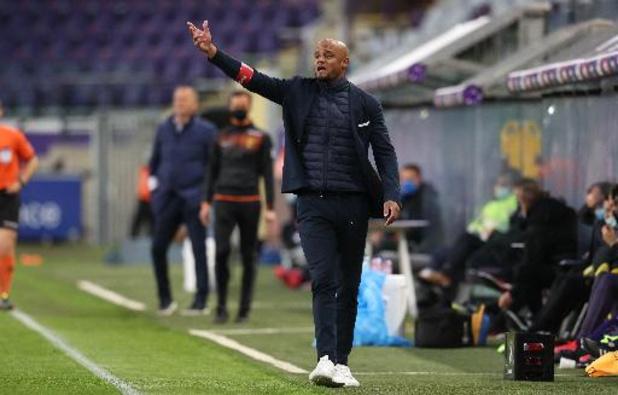 Anderlecht trekt met Aaron Danks nieuwe assistent voor Kompany aan