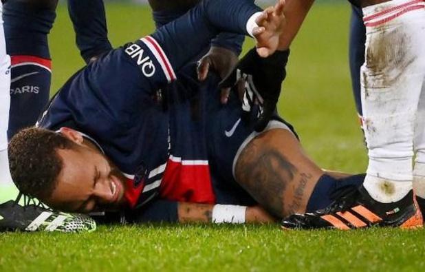 Ligue 1 - Blessé à la cheville, Neymar ne rejouera plus en 2020