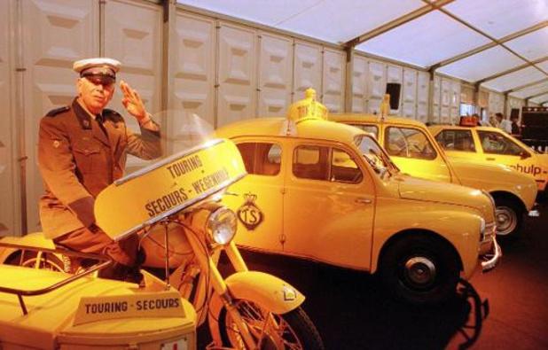 Salon de l'auto - Touring fêtera ses 125 ans d'existence au Salon de l'auto