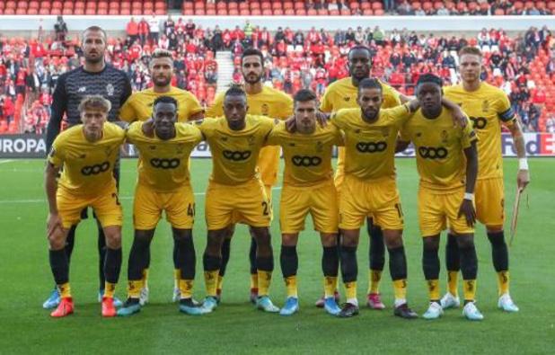 Europa League - Le Standard s'impose sans briller contre le Vitoria SC