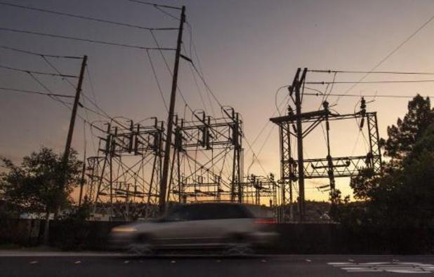 Honderdduizenden huishoudens in Californië nog zonder stroom