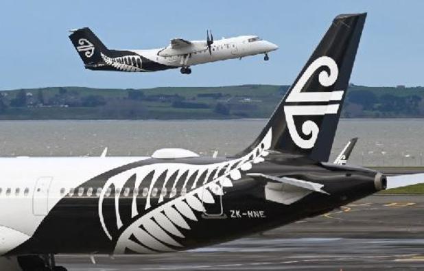 """Air New Zealand va mettre en place une politique """"pas de vaccin, pas de vol"""""""