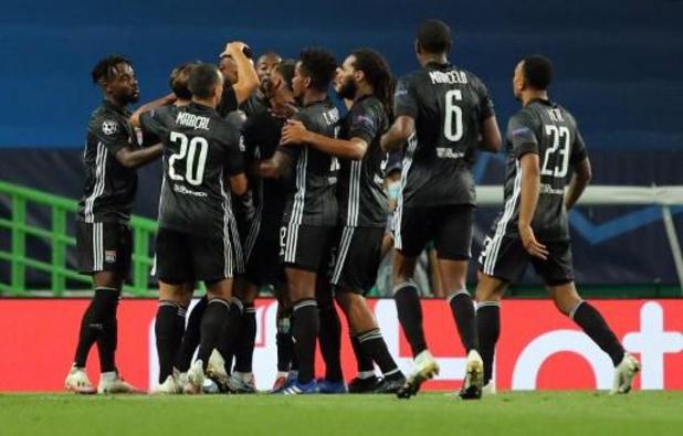 Champions League - Olympique Lyon verrast City en mag naar halve finales