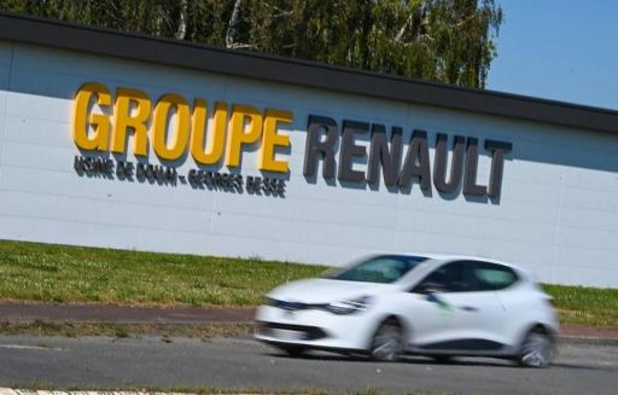 Geruchten over mogelijke sluitingen bij Renault zetten Franse regering op achterste poten