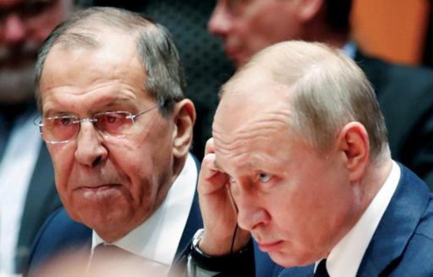 Lavrov en Sjojgoe blijven deel uitmaken van nieuwe Russische regering