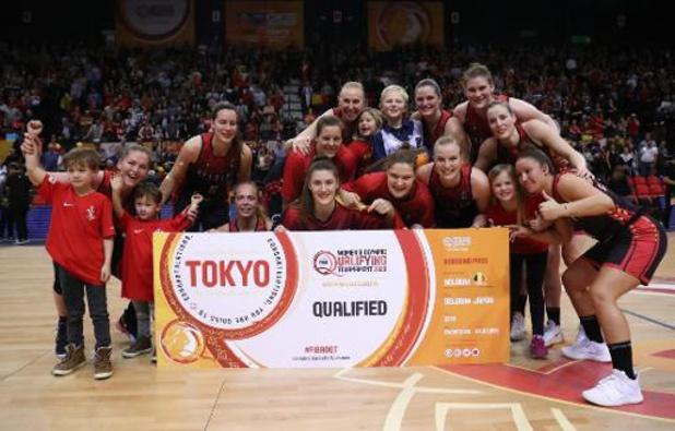Le tirage au sort des tournois de basket pour les JO de Tokyo prévu vendredi reporté