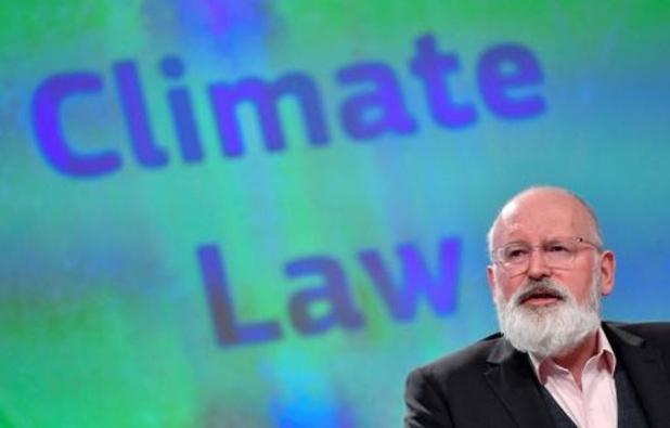 "Forse kritiek op ""groene machtsgreep Europese Commissie"""