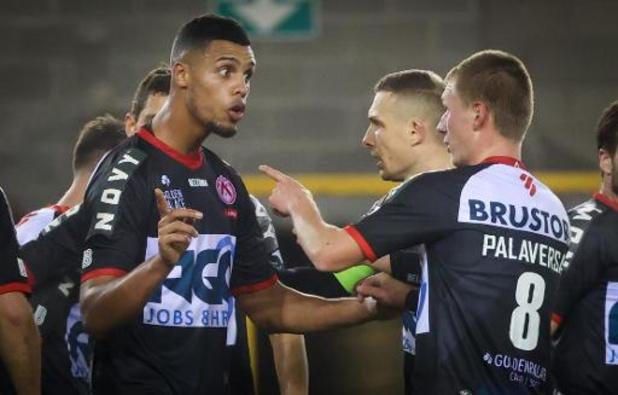 Jupiler Pro League - Kortrijk wint de streekderby bij Moeskroen