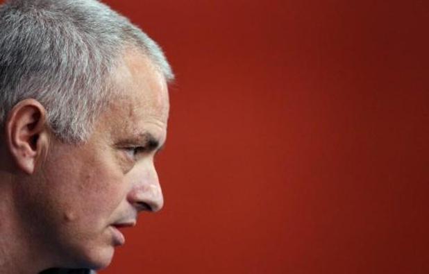 """Pour José Mourinho, """"c'est dur de voir d'autres pays jouer au football"""""""