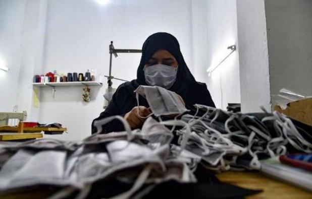 L'Algérie franchit la barre des 50.000 cas mais l'épidémie décroît