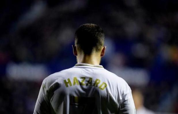 Eden Hazard ziet Dallas Mavericks winnen na thriller tegen New Orleans