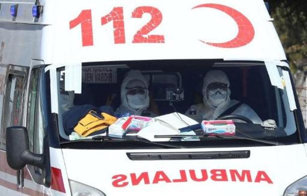 Afdelingen intensieve zorgen in Istanboel naderen grenzen capaciteit