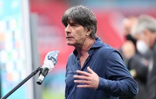 """Euro 2020 - Joachim Löw n'a pris """"aucune décision"""" quant à son avenir"""