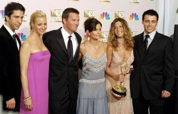 L'épisode tant attendu de Friends sera diffusé fin mai (vidéo)