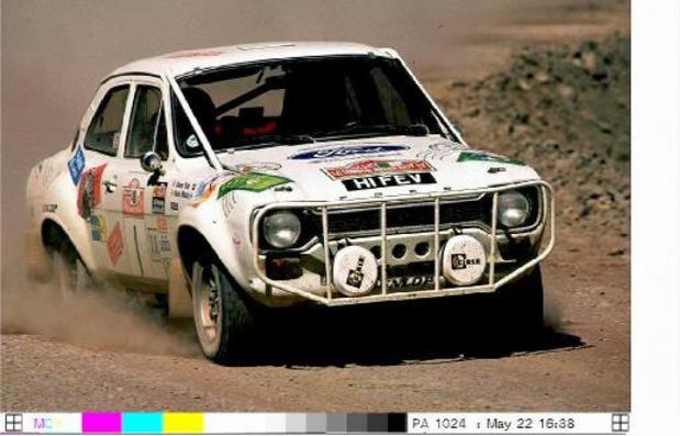 Ex-wereldkampioen rally Hannu Mikkola (78) is overleden