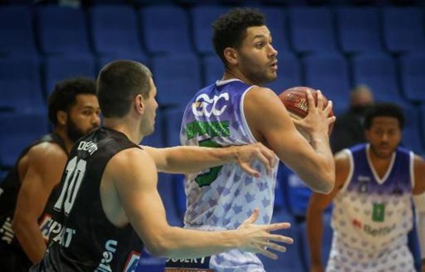 Euromillions Basket League - Bergen wint nipt van Limburg United