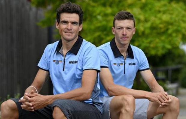 Championnats d'Europe de cyclisme - La Belgique avec quatre leaders en quête du titre européen