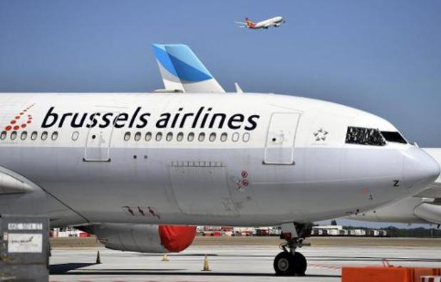 Regering overlegt vrijdag met Lufthansa over staatssteun Brussels Airlines