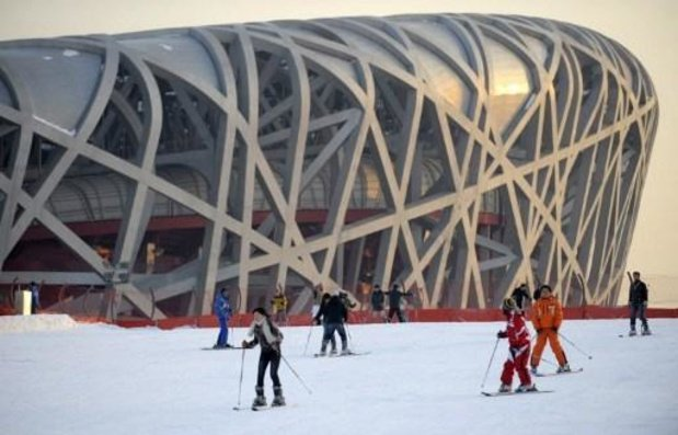 OS 2022 - Alleen Chinese toeschouwers bij Winterspelen in Peking