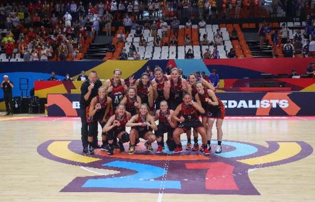 Euro de basket féminin - Correction : Classement final de la 38e édition