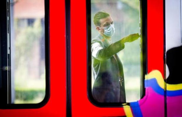 NMBS onderzoekt antisemitische boodschappen via intercom van trein