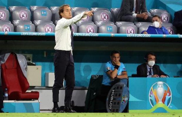 """Roberto Mancini satisfait par ses troupes : """"Une victoire méritée"""""""