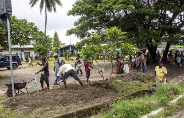 L'île de Bougainville vise à gagner son indépendance de la Papouasie-Nouvelle-Guinée
