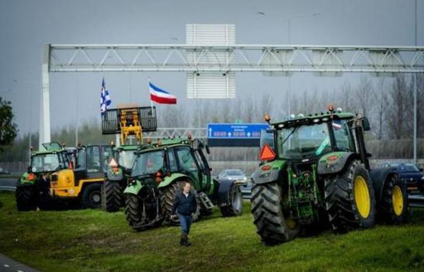 Nederlandse boeren overwegen acties rond Kerstmis