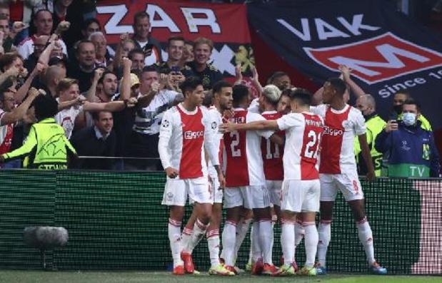 Besiktas van Michy Batshuayi verliest kansloos van Ajax