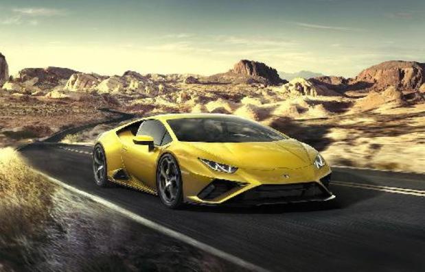 Lamborghini lanceert achterwielaangedreven Huracan