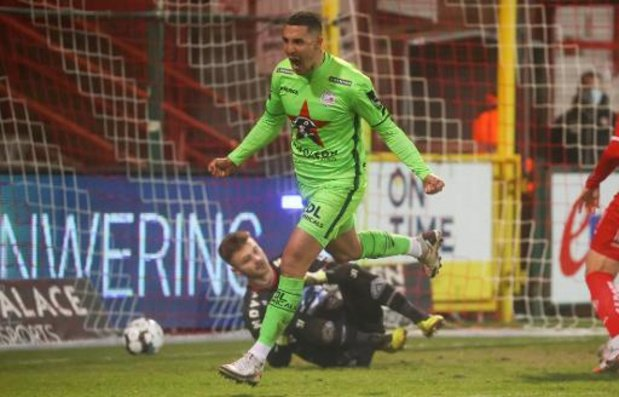 Jupiler Pro League - Zulte Waregem continue sa série positive à Courtrai (1-2) et se hisse en 5e position