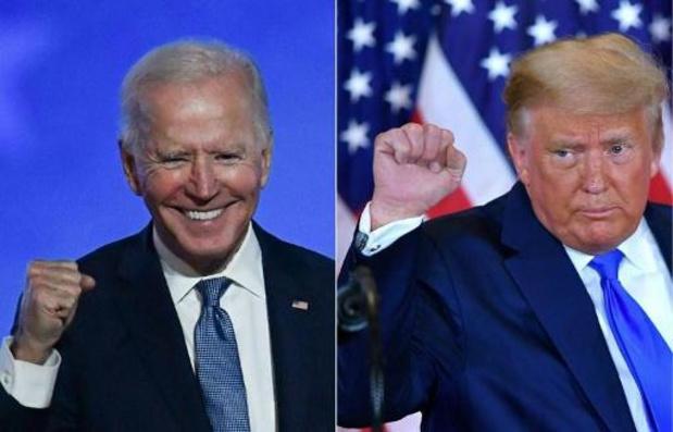 Présidentielle américaine 2020 - Joe Biden crée un fonds pour que tous les votes soient comptés