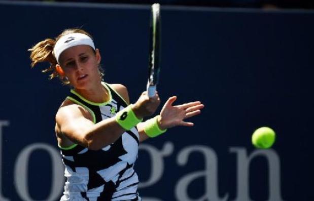 """US Open - Greet Minnen: """"Mon prochain objectif est désormais le top 50"""""""