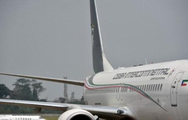 Equatoriaal-Guinese Boeing doet Zaventem aan ondanks verbod