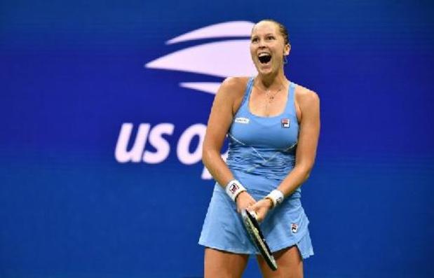 US Open - La numéro 1 mondiale Ashleigh Barty éliminée dès le 3e tour par Shelby Rodgers