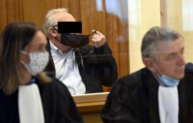 Roger Putseys veroordeeld tot negen jaar cel voor doodslag op buurman