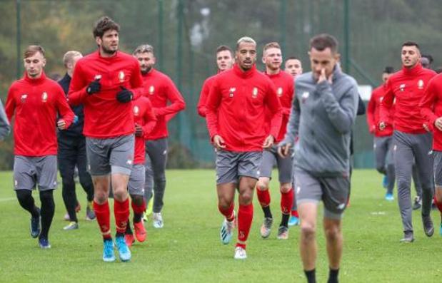 Europa League - Le Standard joue déjà sa qualification contre Francfort, La Gantoise pour confirmer