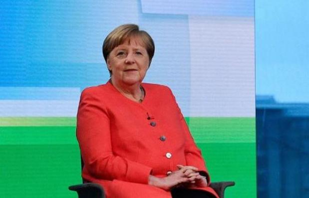 "Merkel dénonce le ""meurtre"" raciste de George Floyd"